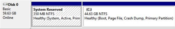 详解Windows 8系统中的350M隐藏分区